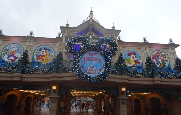 Le Noël enchanté Disney à Disneyland Paris (2018)