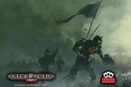 Preview : Necropolis 2350, le RPG de Dâââârk Opera