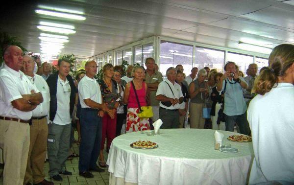 de Tenerife à Dakar