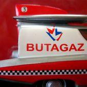 FASCICULE N°76 RENAULT FLORIDE PROPAGAZ IXO 1/43. - car-collector.net