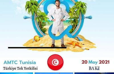 Tourism exhibition will be in May : Hestourex in Turkey or African Medical Tourism Congress in Tunisia