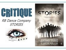 👁️ Critique Danse - STORIES par la RB Dance Company