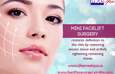 Understanding About Facelift Cosmetic Surgery