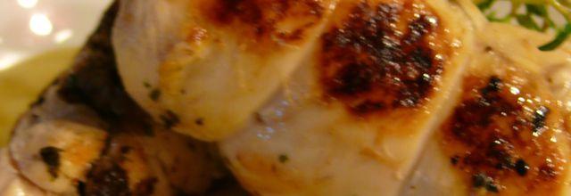 Roulés de poulet