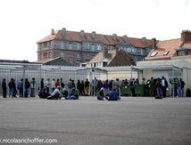 Calais, un an après