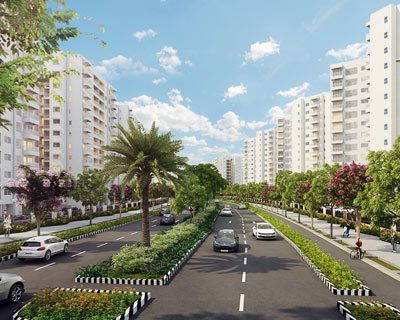 Godrej Garden City SG Highway Ahmedabad