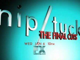 Critiques Séries : Nip/Tuck. Saison 7. The Final 4 Cuts.