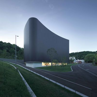 MOAE - HUAMAO MUSEUM OF ART EDUCATION BY ALVARO VIEIRA SIZA + CARLOS CASTANHEIRA