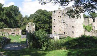 Herbignac - La forteresse de Ranrouet