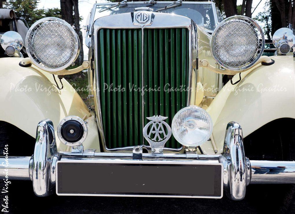 La Turballe - Festivités - 8ème Rally Vintage
