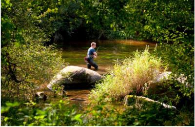 Dérogation de déplacement de 30 km accordée à la pêche de loisir !