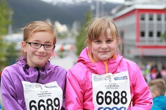 (alcune immagini dell'edizione 2014 della Midnight Sun Marathon)