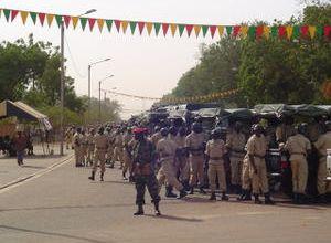 Le 11 Décembre 2007 au Burkina Faso