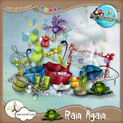 Rain again by Chriscrap