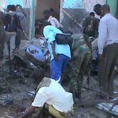 Somalie: Au moins 30 morts dans un attentat revendiqué par les shebab