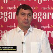 """Eric Fassin """"Il n'y a pas d'islamo-gauchistes en France, mais il y a des néofascistes"""""""