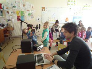 Les APE à l'école Raymond Le Corre