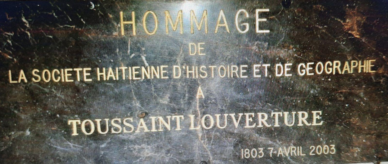 «TOUSSAINT-LOUVERTURE (1743-1803), héros de la lutte pour l'abolition de l'esclavage, et précurseur de la première République noire indépendante, en 1804, d'Haïti» par Amadou Bal BA - http://baamadou.over-blog.fr/