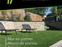 Votre paysagiste Arbor minéral vous guidera dans la conception de votre futur jardin. Spécialiste en maçonnerie paysagère (mur en pierres) et terrasse en bois, notre société vous apportera des solutions adaptées pour un bien être extérieur.