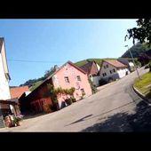 Goldwing Unsersbande on traverse Durbach