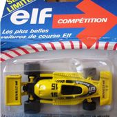 F1 RENAULT RS 01/02 V6 TURBO 1977 1/53 JEAN PIERRE JABOUILLE - car-collector.net