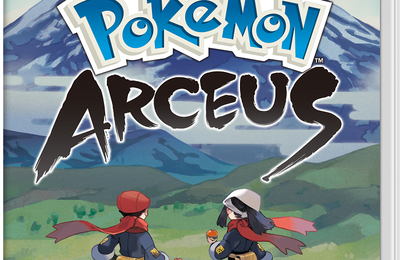 Légendes #PokémonArceus annoncé sur #Switch