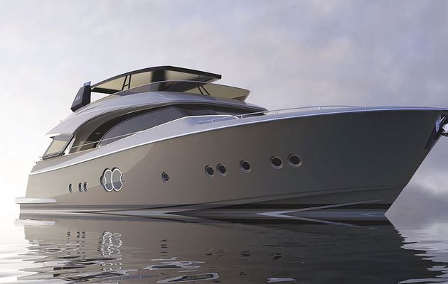 Yachting - Monte Carlo Yachts annonce le MCY 86 pour Cannes