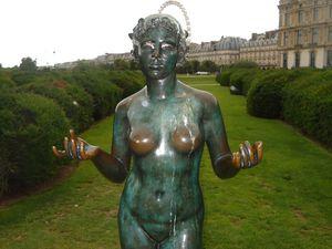 """En se rapprochant des belles avec ci-dessus """"Le monument à Cézanne"""" de 1925"""