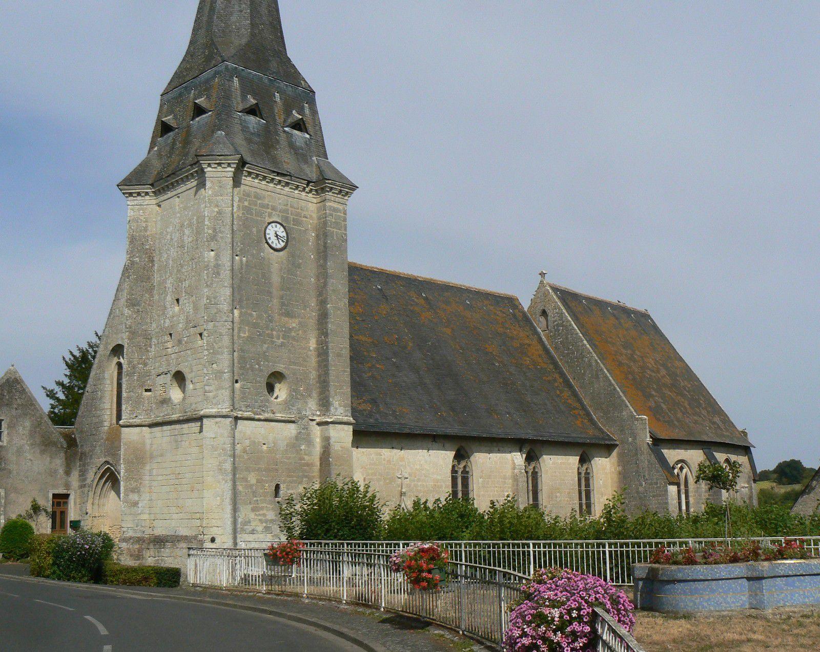 Saint-Christophe-sur-le-Nais : Les Journées du Patrimoine avec Histoire et Patrimoine