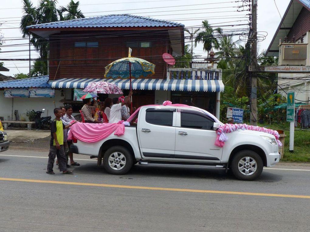 Procession d'ordination - Visages de Thaïlande (18-28)