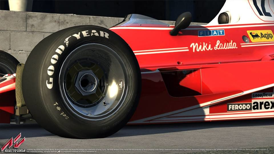 Assetto Corsa 0.8 disponible !