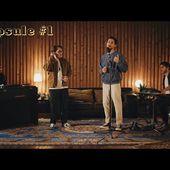 Kapsule #1 - C'est pas la peine ft. Achile (Live Session)