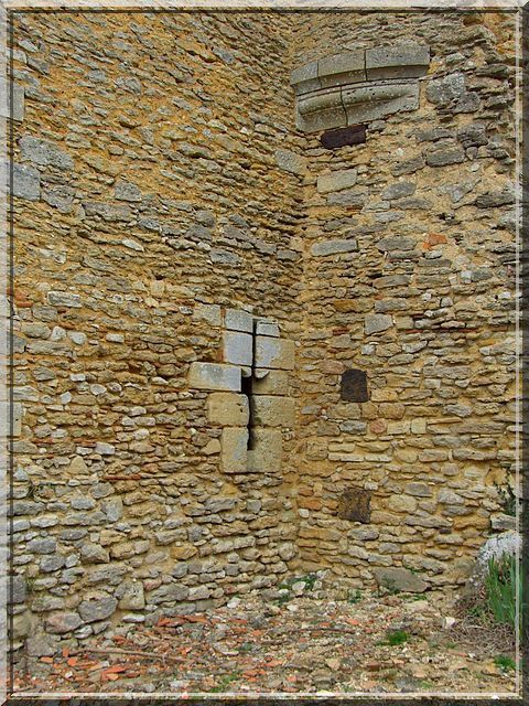 Diaporama château de Paudy