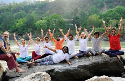 Come and Experience the Authentic Yoga Teacher Training Course in Rishikesh