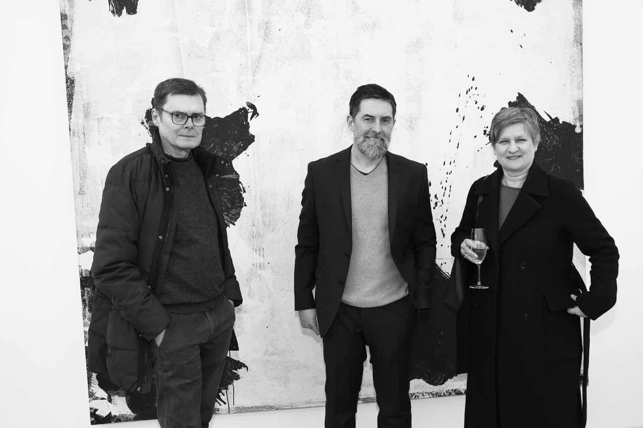 Mitja Tusek, Franck Chalendard, Marie-José Burki