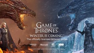 WINTER IS COMING / GAME OF THRONES / UN JEU PASSIONNANT ET GRATUIT SUR PC