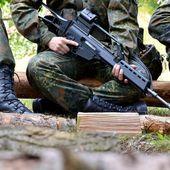 L'armée allemande admet que son fusil standard tire de travers