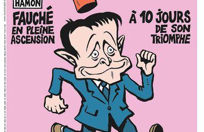 A la une de Charlie Hebdo n°1290