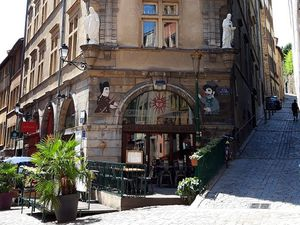Le charme magique du vieux Lyon et de Fourvière