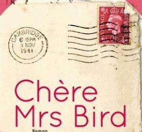 Chère Mrs Bird de A.J. Pearce