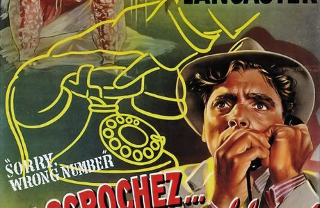 SORRY, WRONG NUMBER – Anatole Litvak (1948)