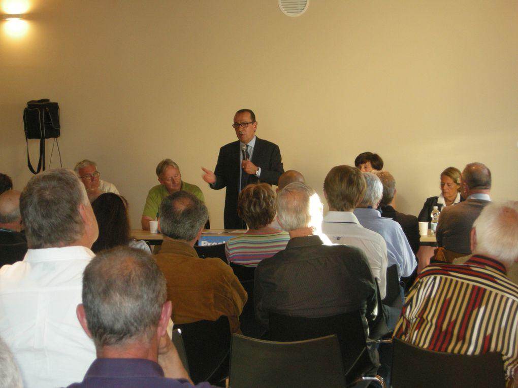 Campagne des élections législatives des 10 et 1è juin 2012