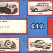CATALOGUE C.I.J EUROPARC 1962 - car-collector.net: collection voitures miniatures