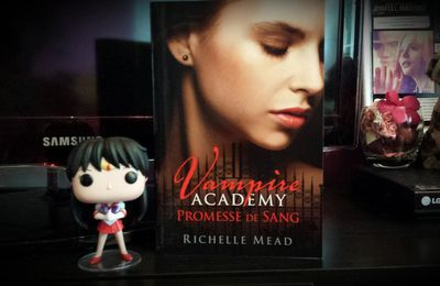 Vampire Academy, tome 4 : Promesse de sang