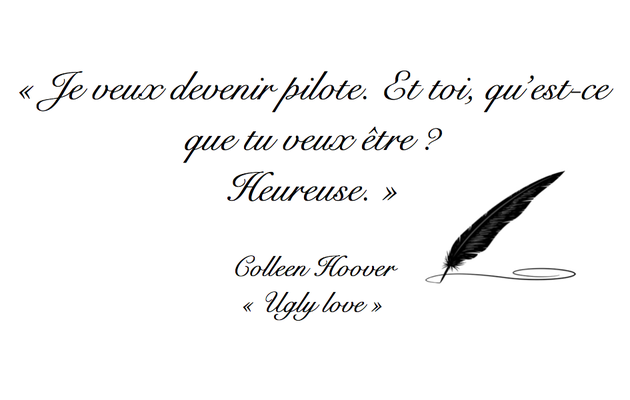 Citation Colleen Hoover