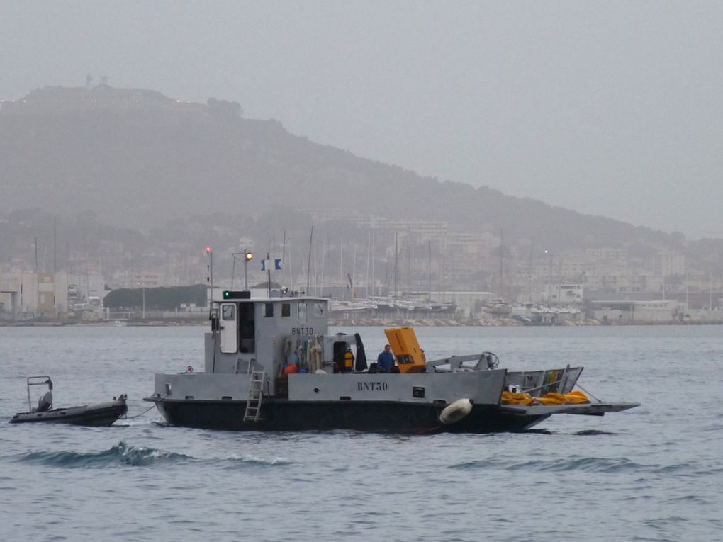 BNT 30 , Base Navale de Toulon  30