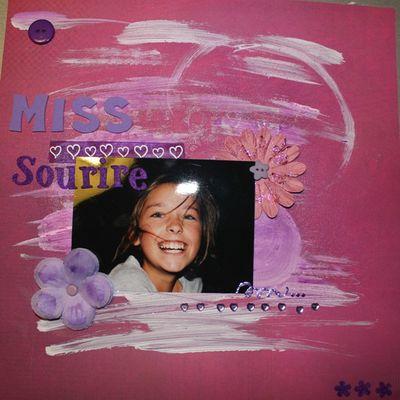 Miss Sourire