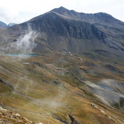Randonnée sur les hauteurs de Merlette