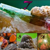Ma Collection en Photos: R, S, T, U - Rock Mineral Valley THE Minerals Blog !