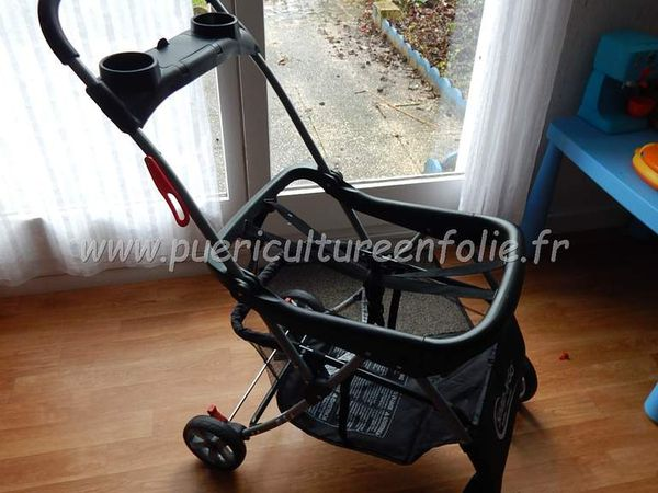 POUSSETTE BABY TREND SNAP AND GO